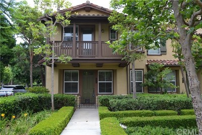 Irvine Condo/Townhouse For Sale: 150 Coral Rose