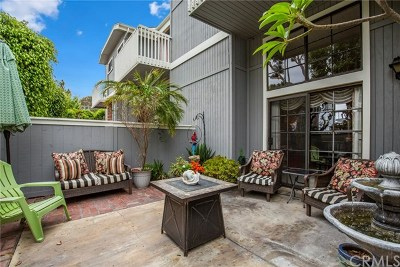 Huntington Beach Condo/Townhouse For Sale: 4448 Shorebird Drive #5