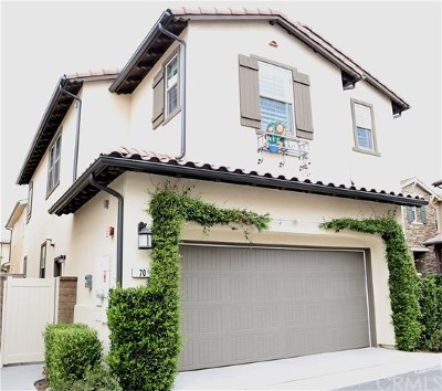 Rancho Mission Viejo Single Family Home For Sale: 70 Baculo Street
