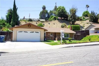 La Puente Single Family Home For Sale: 249 Banbridge Avenue