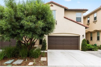 Stanton Single Family Home For Sale: 10268 Lotus Court