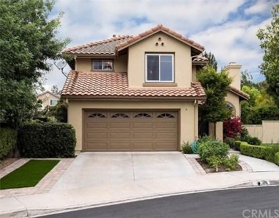 Rancho Santa Margarita Single Family Home For Sale: 5 La Sinfonia
