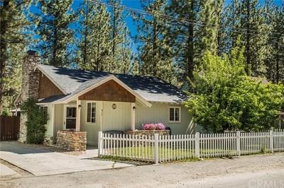 Blue Jay, Cedarpines Park, Crestline, Lake Arrowhead, Running Springs Area, Twin Peaks, Big Bear, Rimforest, Cedar Glen, Arrowbear Single Family Home For Sale: 817 W Fairway Boulevard