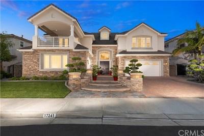 Yorba Linda Single Family Home For Sale: 17241 Blue Spruce Lane