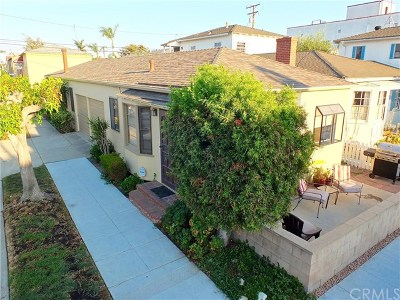 Long Beach Multi Family Home For Sale: 5000 E 1st Street