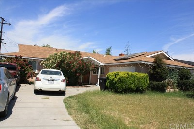 Loma Linda Single Family Home For Sale: 10780 Curtis Street