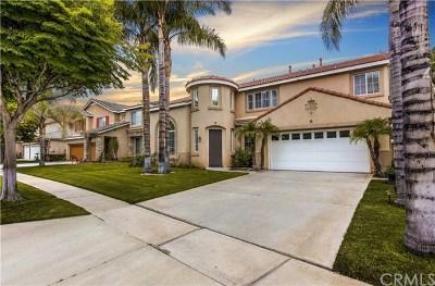 Corona Single Family Home For Sale: 4191 Havenridge Drive