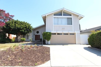 Santa Ana Single Family Home For Sale: 514 W Bell Avenue