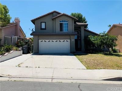 Corona Single Family Home For Sale: 26867 Eagle Run Street