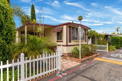 Orange County Mobile Home For Sale: 13102 Partridge Street