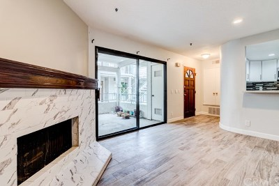 Corona Del Mar, Newport Beach, Irvine, Huntington Beach, Costa Mesa Condo/Townhouse For Sale: 345 Avocado Street #B5