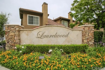 Anaheim Hills Condo/Townhouse For Sale: 8064 E Snowberry Lane