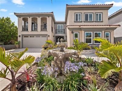 Huntington Beach Single Family Home For Sale: 16742 Bolero