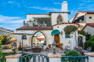 Long Beach Single Family Home For Sale: 159 Claremont Avenue