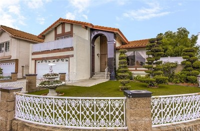 Garden Grove Single Family Home For Sale: 12582 Agnes Stanley Street