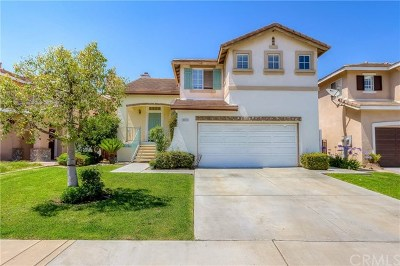 Chino Hills Single Family Home For Sale: 4392 Sawgrass Court