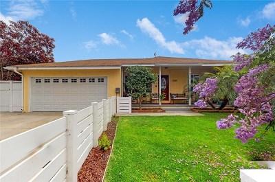 Long Beach Single Family Home For Sale: 5350 E Coralite Street