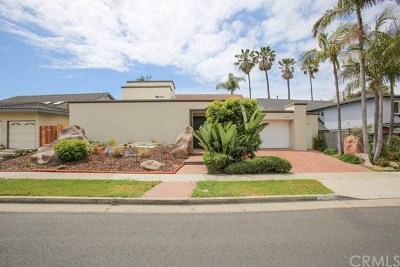 Huntington Beach Single Family Home For Sale: 16871 Saybrook Lane