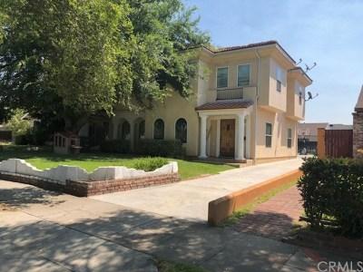 Pasadena Multi Family Home For Sale: 140 S San Gabriel Boulevard