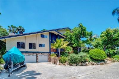 La Habra Heights Single Family Home For Sale: 1506 Las Palomas Drive