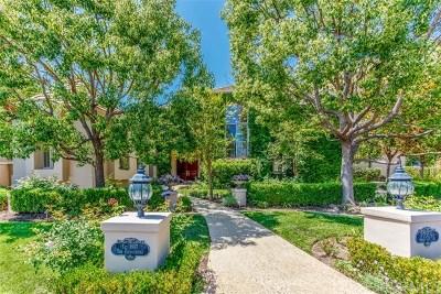 Orange Single Family Home For Sale: 7009 E Hidden Oaks Lane