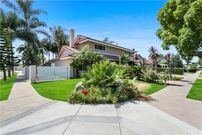 Placentia Single Family Home Active Under Contract: 2113 Pound Drive