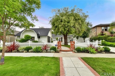 Rossmoor Single Family Home For Sale: 3222 Blume Drive