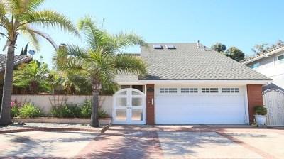 Huntington Beach Single Family Home For Sale: 4043 Humboldt Drive