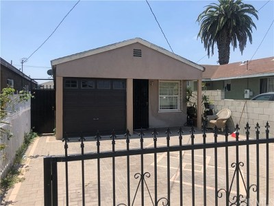 Compton Single Family Home For Sale: 902 W Spruce