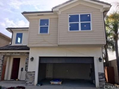 Costa Mesa Single Family Home For Sale: 2162 Miner
