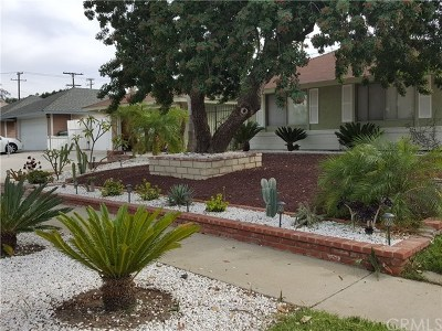 Corona Single Family Home For Sale: 436 Gay Street