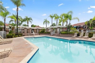 Rancho Santa Margarita Condo/Townhouse For Sale: 19 Redbud #120