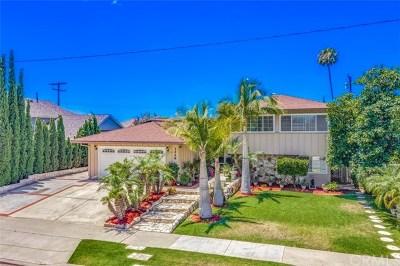 Orange Single Family Home For Sale: 1448 N Center Street