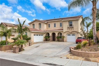 Eastvale Single Family Home For Sale: 13308 Wooden Gate Way
