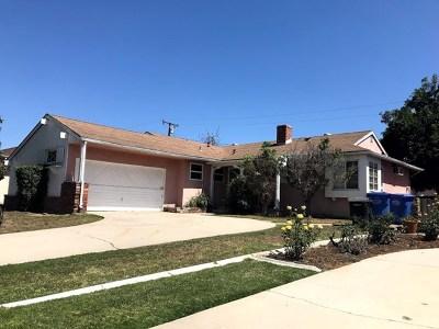 Rental For Rent: 15832 Santa Fe Street