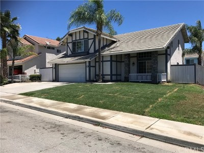 Lake Elsinore Single Family Home For Sale: 350 Avenue 9