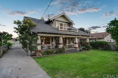 Anaheim Single Family Home For Sale: 2651 E Jackson Avenue