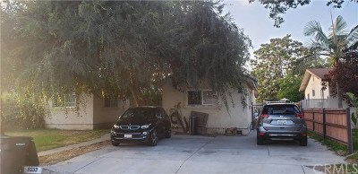 Bellflower Single Family Home Active Under Contract: 9233 Nichols Street