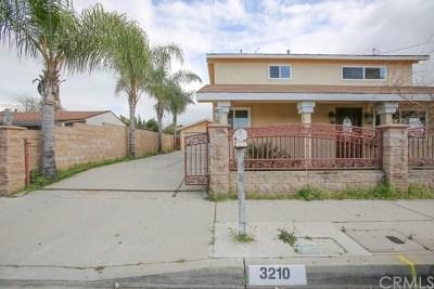 Baldwin Park Single Family Home For Sale: 3210 Frazier Street