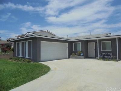 Artesia Single Family Home For Sale: 17616 Thornlake Avenue