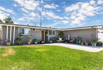 Stanton Single Family Home For Sale: 7692 Lessue Avenue