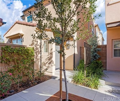Irvine Condo/Townhouse For Sale: 119 Excursion
