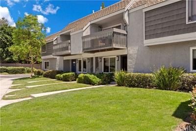 Irvine Condo/Townhouse For Sale: 116 Eagle #60