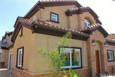 Bell Single Family Home For Sale: 6522 Walker #1