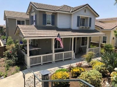 Rancho Cucamonga Single Family Home For Sale: 9515 San Bernardino Road