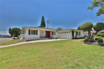La Mirada Single Family Home For Sale: 14845 Gandesa Road