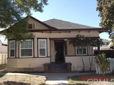 Anaheim Multi Family Home For Sale: 415 S Olive Street