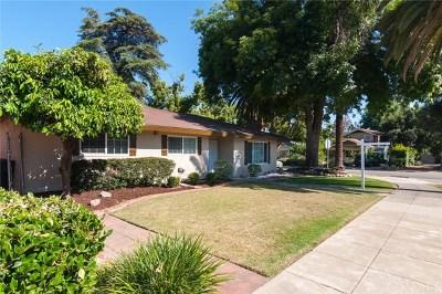 Pomona Single Family Home For Sale: 1512 N Palomares Street