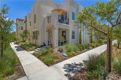Irvine Condo/Townhouse For Sale: 117 Stellar