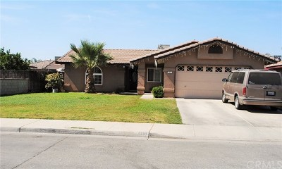 Arvin CA Single Family Home For Sale: $160,000